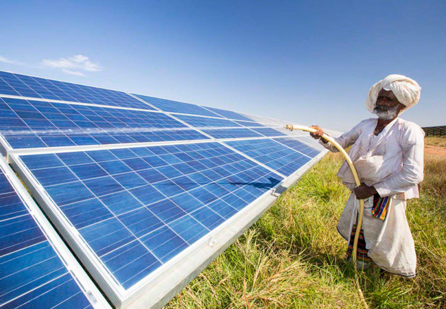Microfinance Leads the Way in Solar Energy in India