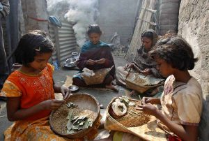 Sharone perlstein::India - poor children